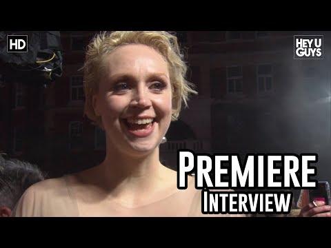 Download Youtube: Gwendoline Christie | Star Wars The Last Jedi Premiere Interview