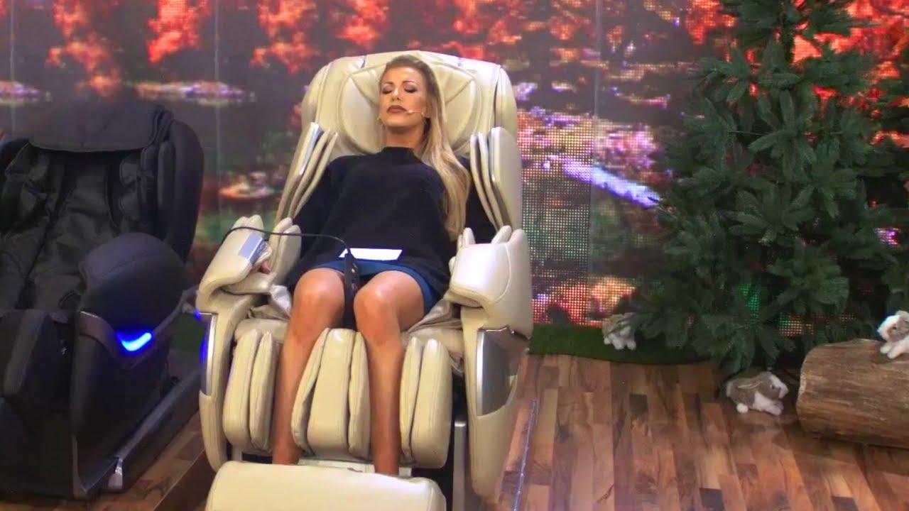 Der 100 Tage Weihnachts Countdown:Massagesessel mit Vivien