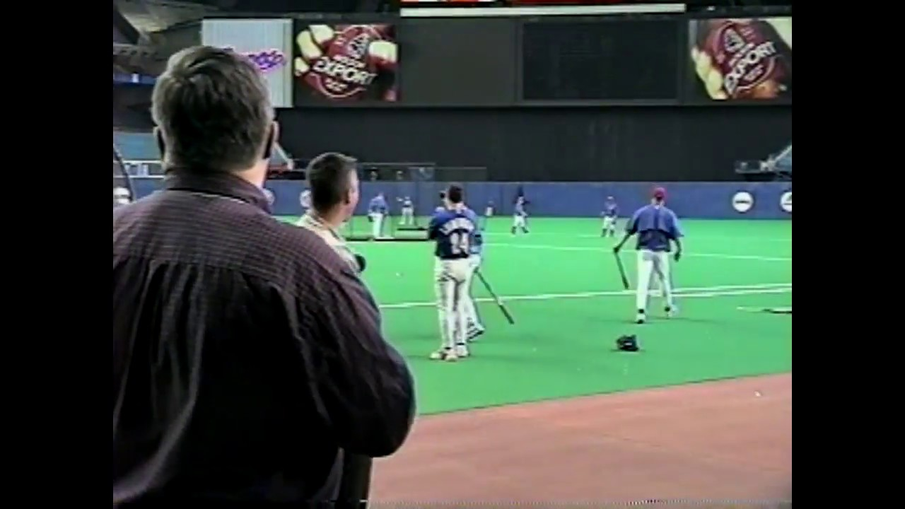 Rough Footage - Expos Phillies 8-25-03
