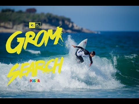 Europe: Porto, Portugal - Rip Curl GromSearch presented by Posca 2014