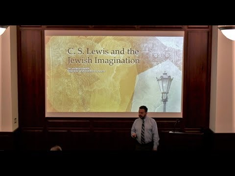 C.S. Lewis And The Jewish Imagination