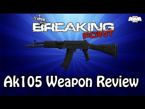 Breaking Point Ak105 Review