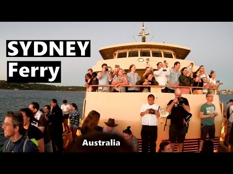 Manly To Circular Quay Ferry - Sydney Australia | Sydney Ferries