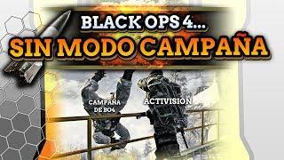 BLACK OPS 4 SIN CAMPAÑA y CON MODO BATTLE ROYALE (INFO y COHETE V2 con MP40)