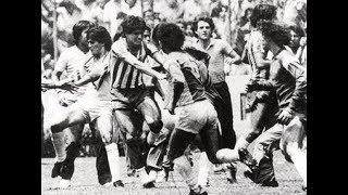 américa 0-3 Chivas, semifinales 82-83