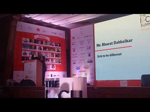 Bharat Dabholkar Shares interesting Incident with Rajnikant at the ITCH Summit