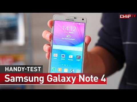 Samsung Galaxy Note 4 - Test deutsch | CHIP