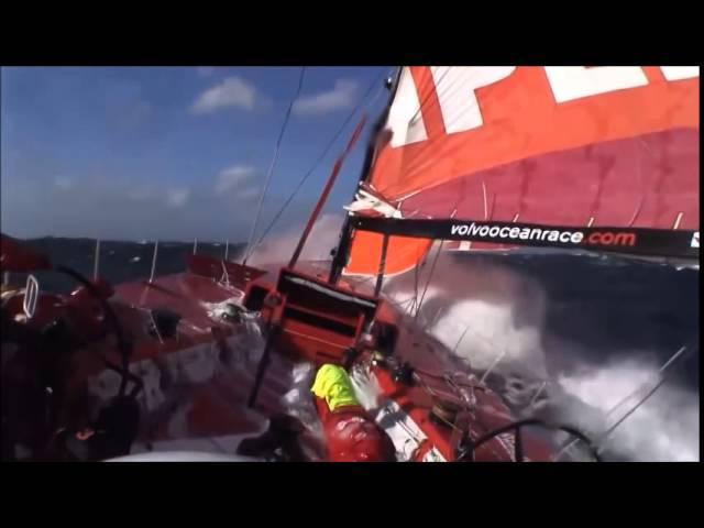 Volvo Ocean Race - Sail Awolnation