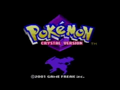 Let's Play Pokémon Crystal - Part 1: Chloe's Choice (Which Didn't Matter)