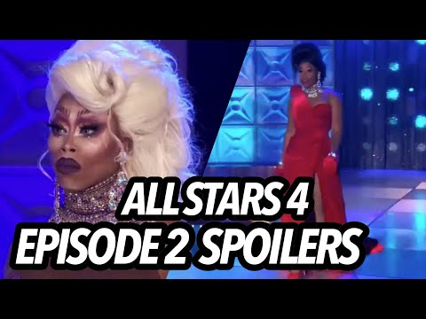 All Stars 4 Episode 2  & Heavy Spoilers