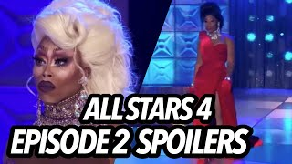 All Stars 4 Episode 2 Preview & Heavy Spoilers!