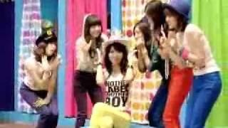 Gee SNSD 소녀시대 [MV]