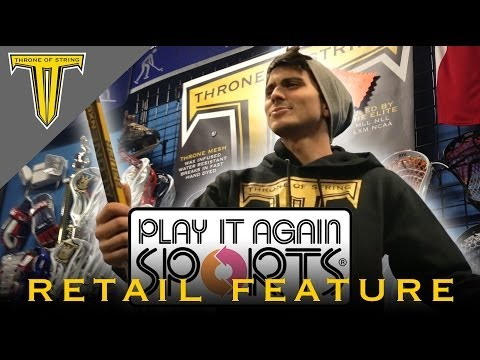 Retail Feature : Play It Again Sports