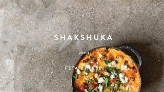 Middle Eastern Cooking | How to Make Shakshuka | Quarantine Cuisine by WM | #stayhome #recipe