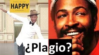 ¿Plagiarism? Pharrel Williams - Marvin Gaye: Happy (2014) - Ain