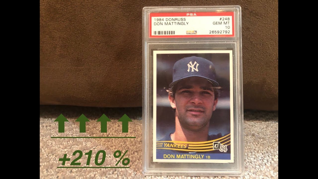 My Top 10 Best And Worst Baseball Card Purchases A 5 Year Retrospective