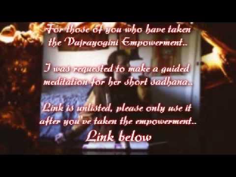 Vajrayogini Short Sadhana Guided Meditation [Unlisted Link]