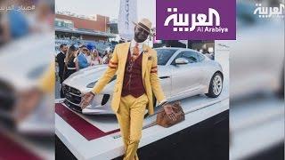 صباح العربية : سوداني يفوز للعام الثاني بلقب الرجل الأكثر أناقة