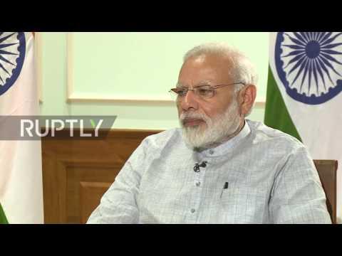 India: Modi talks multifacted ties with Russia ahead of St. Petersburg Econ Forum