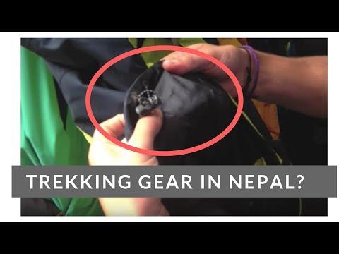 Buying Trekking Gear in Kathmandu?