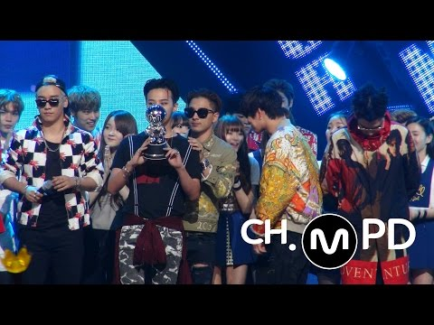 [MPD직캠] 빅뱅 1위 앵콜 직캠 LOSER BIGBANG Fancam No.1 Encore full ver. Mnet MCOUNTDOWN 150514