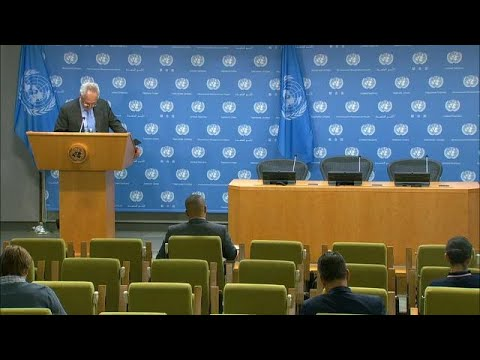 Aftermath of the Cyclones in Mozambique - Press Conference (3 May 2019)