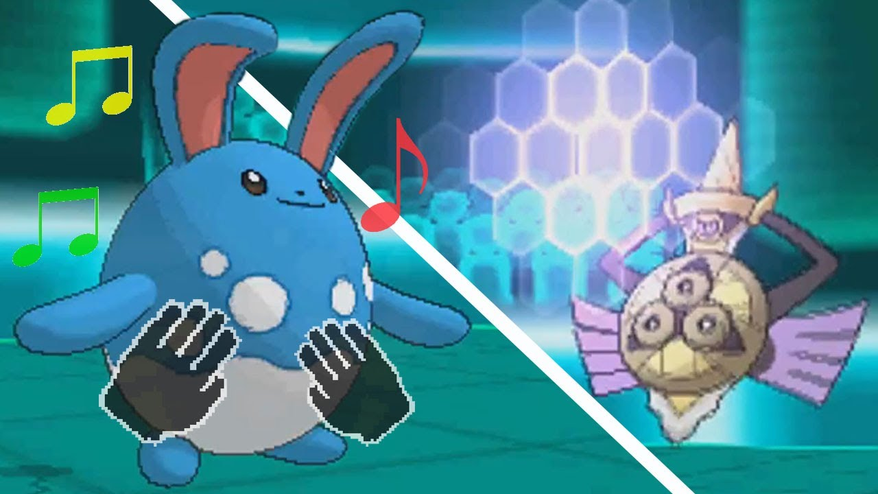 Pokemon X Amp Y Wifi Battle 2 Wrath Of Bellyjet Azumarill