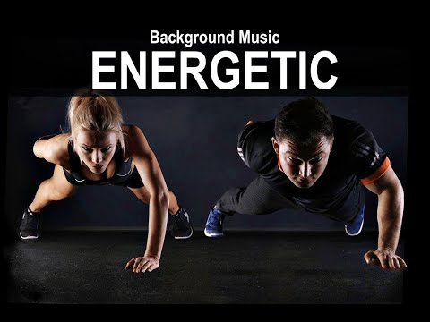 Energetic Background Music   Cool Rock Sport Music For Videos