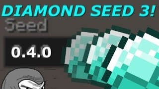 Minecraft Pocket Edition - Diamond Seed 3: 0.4.0