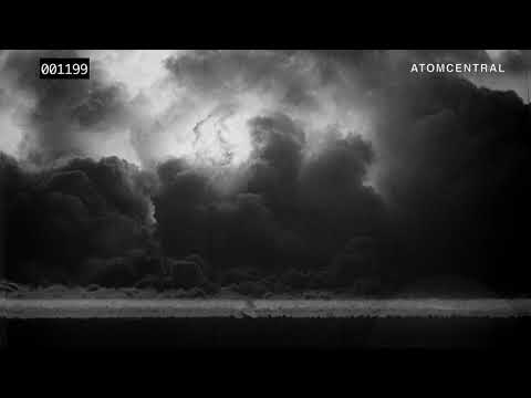 Remastered footage of the first ever atomic bomb: US military's Manhattan Project ushered in the nuclear age with the 'Trinity' test explosion in 1945