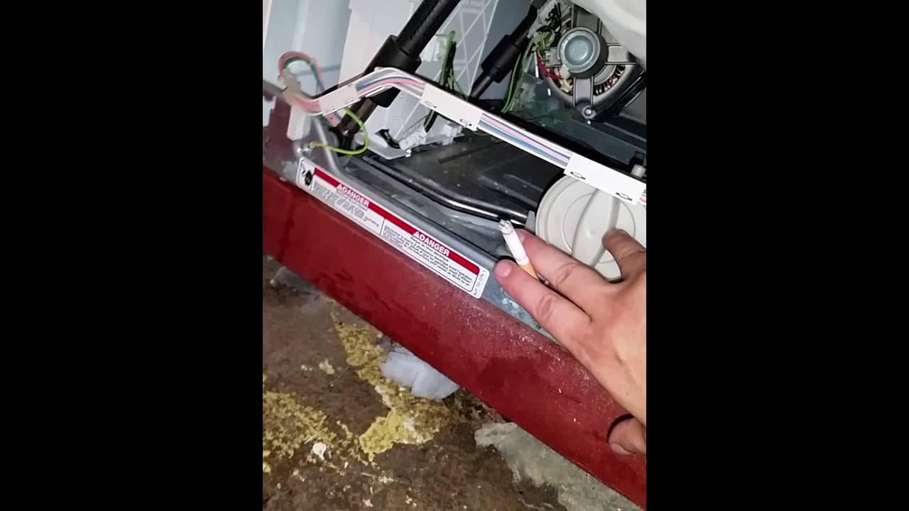 Whirlpool Duet F02 Error Code Youtube Automatic Washer Model Wfw9750ww01