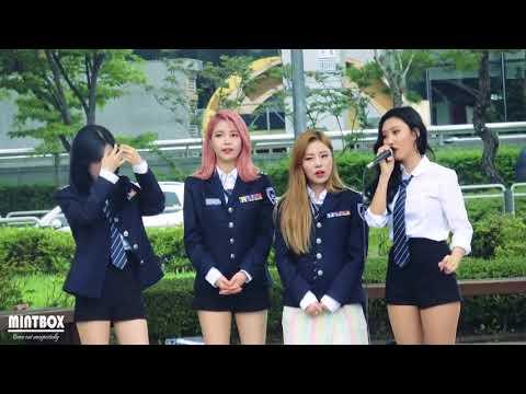 [ENG SUB] 170715 Mamamoo - Music Core Mini Fanmeeting