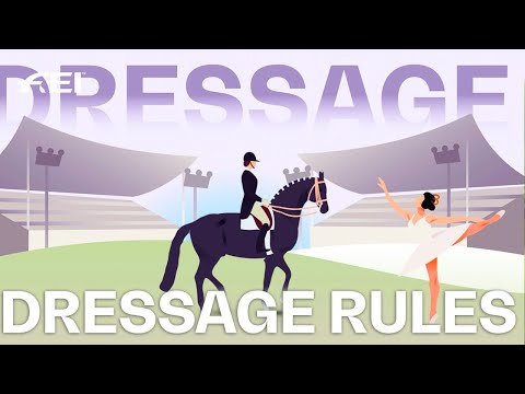 All facts about the Dressage Competitions at Tokyo 2020