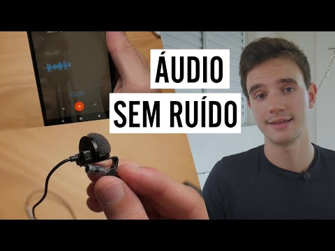 Como Gravar Áudio