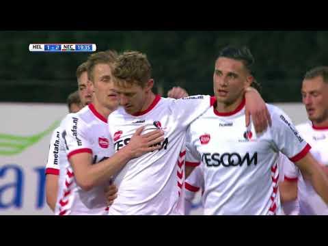 Samenvatting Helmond Sport - N.E.C. (13-04-2018)