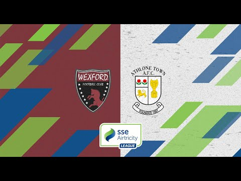 First Division GW12: Wexford 0-1 Athlone Town