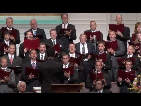 When He Cometh by Temple Baptist Church Choir