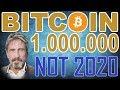 Will Bitcoin Still Hit 1.000.000 By 2020? Analysing John Mcafee's Statement