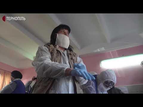 Суспільне. Тернопіль: У Тернополі 80 кондукторів працюють у захисних костюмах