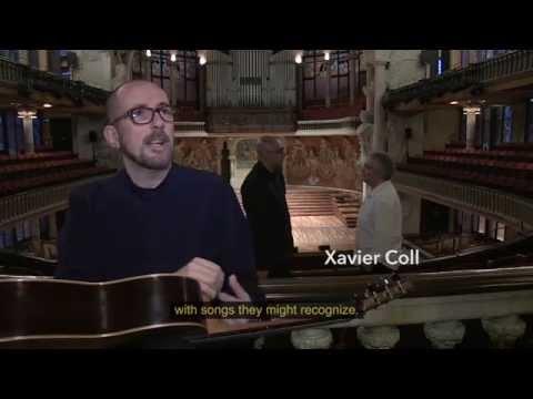 Barcelona Guitar Trio / Palau de la Música (Danza del Terror - El Amor Brujo, M. de Falla)