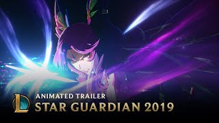 Light and Shadow | Star Guardian Animated Trailer  - League of Legends