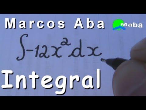 INTEGRAL - Noções básicas para iniciantes