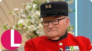 BGT Winner Colin Thackery on Getting Recognised by Prince Harry  Lorraine