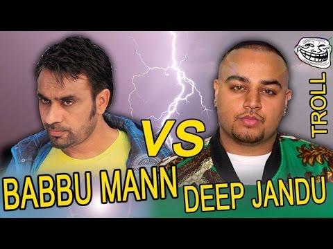 Babbu Mann vs Deep Jandu | ਰੱਜ...