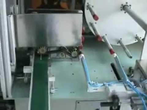 Automatic Silk Screen Printing Machine Youtube