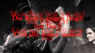 "Subway to Sally ""Auf Kiel"" (mit Lyrics)"