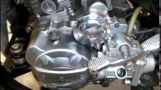 Трицикл Lifan. Проблема двигателя.
