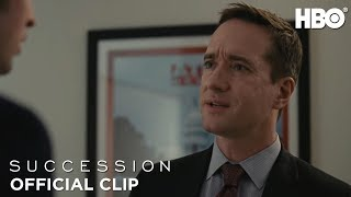 Succession: Greg's Principles (Season 2 Episode 2 Clip) | HBO