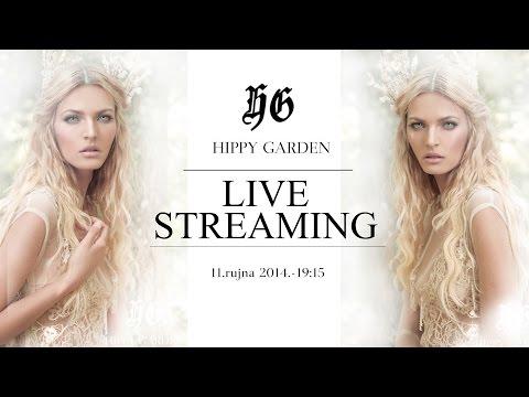 Hippy Garden - 2014 Bridal Couture-Womenswear Collection