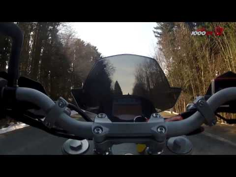 Onboard | KTM 390 Duke 2013 | Fahreindrücke